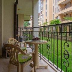 Апартаменты Apartment with Kitchenette in Avalon Complex балкон