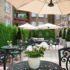 Отель Roof Garden Rooms Лондон питание фото 3