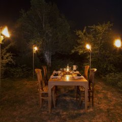 Отель Leopard Nest Luxury Campsite питание фото 2