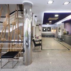 Отель Casablanca Playa Испания, Салоу - 1 отзыв об отеле, цены и фото номеров - забронировать отель Casablanca Playa онлайн интерьер отеля