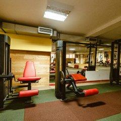 Отель City Code Spa фитнесс-зал фото 3