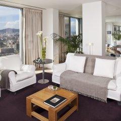 Отель Meliá Barcelona Sky комната для гостей фото 2