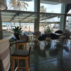 Hotel Villa de Laredo гостиничный бар фото 3