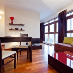 Отель P&O Apartments Arkadia 14 Польша, Варшава - отзывы, цены и фото номеров - забронировать отель P&O Apartments Arkadia 14 онлайн питание фото 3