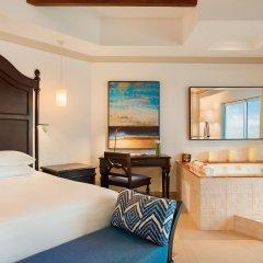 Отель Hyatt Zilara Cancun - All Inclusive - Adults Only Мексика, Канкун - 2 отзыва об отеле, цены и фото номеров - забронировать отель Hyatt Zilara Cancun - All Inclusive - Adults Only онлайн комната для гостей фото 6