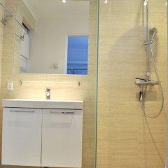 Отель City View Apartment Copenhagen Дания, Копенгаген - отзывы, цены и фото номеров - забронировать отель City View Apartment Copenhagen онлайн ванная