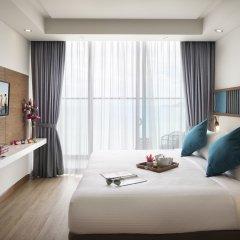 Отель Citadines Bayfront Nha Trang комната для гостей фото 3