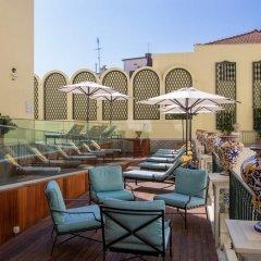 Отель Infante Sagres Португалия, Порту - отзывы, цены и фото номеров - забронировать отель Infante Sagres онлайн бассейн фото 3