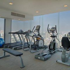 Отель Mercure Bangkok Siam фитнесс-зал фото 3