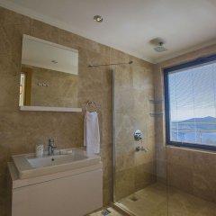 Villa Merak Турция, Калкан - отзывы, цены и фото номеров - забронировать отель Villa Merak онлайн ванная