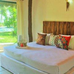 Отель Maya Hotel Residence Мексика, Остров Ольбокс - отзывы, цены и фото номеров - забронировать отель Maya Hotel Residence онлайн комната для гостей фото 5