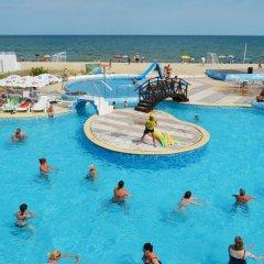 Отель Славуна бассейн фото 3
