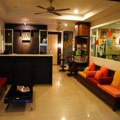 Athome Hotel @Nanai 8 интерьер отеля