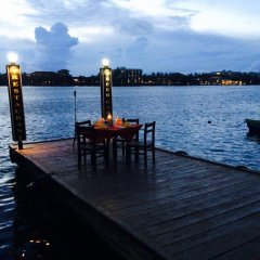 Отель Hemadan Шри-Ланка, Бентота - отзывы, цены и фото номеров - забронировать отель Hemadan онлайн приотельная территория