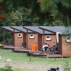 Отель Ajstrup Beach Camping & Cottages Дания, Орхус - отзывы, цены и фото номеров - забронировать отель Ajstrup Beach Camping & Cottages онлайн гостиничный бар