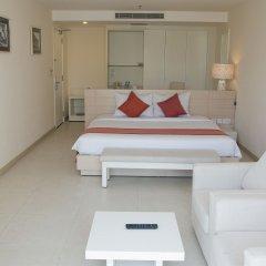 Nhi Phi Hotel комната для гостей фото 5