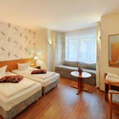 Fair Hotel Villa Diana Westend комната для гостей