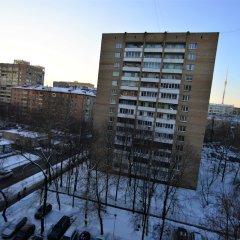 Апартаменты BestFlat24 Алексеевская Москва балкон