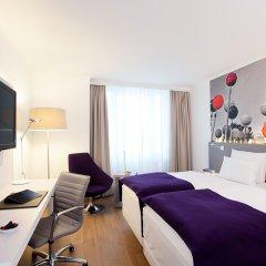 Отель NH Collection Berlin Mitte Am Checkpoint Charlie 4* Стандартный номер с разными типами кроватей фото 43