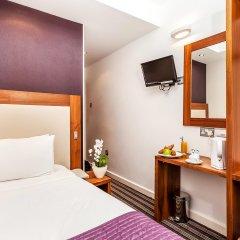 Отель Ambassadors комната для гостей фото 4