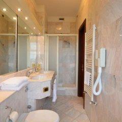 Отель Internazionale Terme Италия, Абано-Терме - отзывы, цены и фото номеров - забронировать отель Internazionale Terme онлайн ванная фото 2