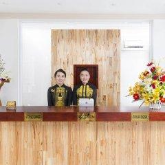 Отель Hong Bin Bungalow интерьер отеля