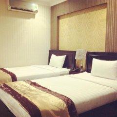 Отель Hoang Dung Hotel – Hong Vina Вьетнам, Хошимин - отзывы, цены и фото номеров - забронировать отель Hoang Dung Hotel – Hong Vina онлайн комната для гостей фото 2