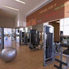 Отель Sheraton North City Сиань фитнесс-зал фото 3