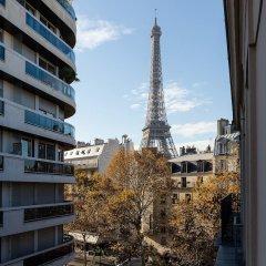 Апартаменты Eiffel Tower - Pont de l'Alma Apartment балкон