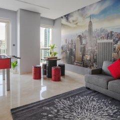 Отель Stunning 4 BDR Penthouse in Dubai Marina детские мероприятия