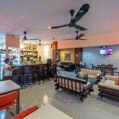 Отель Mellow Space Boutique Rooms гостиничный бар