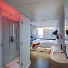Отель citizenM Copenhagen Radhuspladsen Дания, Копенгаген - отзывы, цены и фото номеров - забронировать отель citizenM Copenhagen Radhuspladsen онлайн ванная
