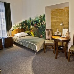 Отель Castle Inn Варшава комната для гостей фото 4