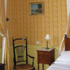 Отель Chateau De Verrieres Сомюр удобства в номере фото 2