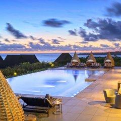 Отель InterContinental Fiji Golf Resort & Spa Фиджи, Вити-Леву - отзывы, цены и фото номеров - забронировать отель InterContinental Fiji Golf Resort & Spa онлайн бассейн фото 3