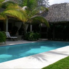 Отель Villa With 3 Bedrooms in Punta Cana, With Private Pool, Furnished Gard бассейн фото 2