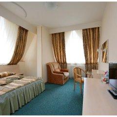 Гостиница Колибри Стандартный номер с двуспальной кроватью фото 15