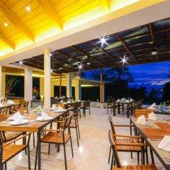 Курортный отель Crystal Wild Panwa Phuket питание
