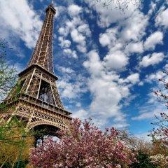Отель Holiday Inn Gare De Lyon Bastille Париж приотельная территория