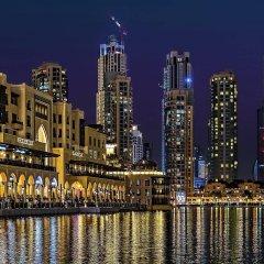 Апартаменты Downtown Al Bahar Apartments Дубай вид на фасад фото 2