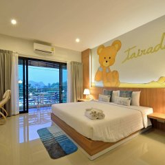 Отель Tairada Boutique Hotel Таиланд, Краби - отзывы, цены и фото номеров - забронировать отель Tairada Boutique Hotel онлайн комната для гостей фото 5