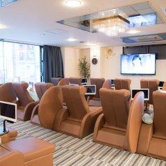 Отель Capsule and Sauna Century Япония, Токио - отзывы, цены и фото номеров - забронировать отель Capsule and Sauna Century онлайн интерьер отеля фото 3