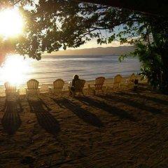 Отель Dolphin Bay Divers Matei Фиджи, Остров Тавеуни - отзывы, цены и фото номеров - забронировать отель Dolphin Bay Divers Matei онлайн приотельная территория