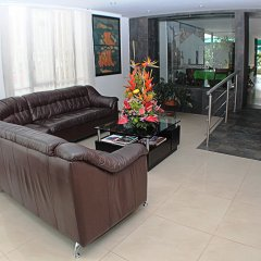 Отель Imbanaco Cali Колумбия, Кали - отзывы, цены и фото номеров - забронировать отель Imbanaco Cali онлайн интерьер отеля