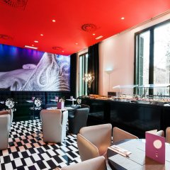 Отель Eurostars BCN Design интерьер отеля фото 2