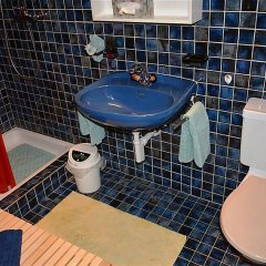 Отель Chouflisbach I Швейцария, Шёнрид - отзывы, цены и фото номеров - забронировать отель Chouflisbach I онлайн ванная
