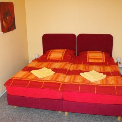 Отель Pension Fürst Borwin Германия, Росток - отзывы, цены и фото номеров - забронировать отель Pension Fürst Borwin онлайн комната для гостей фото 5