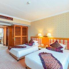 Отель Xiamen Huaqiao Hotel Китай, Сямынь - отзывы, цены и фото номеров - забронировать отель Xiamen Huaqiao Hotel онлайн комната для гостей фото 2