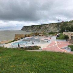 Отель Pensión Basagoiti бассейн