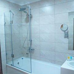 Гостиница Grace Point Hotel Казахстан, Нур-Султан - отзывы, цены и фото номеров - забронировать гостиницу Grace Point Hotel онлайн ванная фото 2